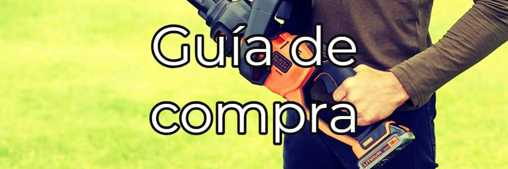 comprar cortasetos black decker